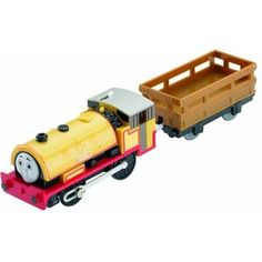 Thomas the Train: TrackMaster Ben With Car