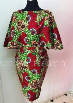 Cheap High Fashion Women S Clothing Code: 2711412945 African Fashion Ankara, African Inspired Fashion, Latest African Fashion Dresses, African Print Fashion, Africa Fashion, Fashion Prints, Ankara Dress Styles, African Print Dresses, African Dress