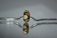 B2G1 Free European Brown Glass Bead