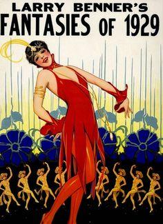 Fantasies of 1929