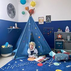 Kids' Toys   Children's Wooden Toys   Great Little Trading Co. Cube Storage, Storage Baskets, Kids Play Teepee, Great Little Trading, Felt Wall Hanging, Childrens Rugs, Playroom Furniture, Canvas Tent, Play Spaces