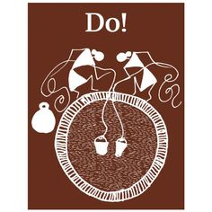 Do! Is a charming picture book rendered in the Warli style of tribal art. This traditional method of drawing comes from the state of Maharashtra in Western India. It introduces basic verbs to the youn
