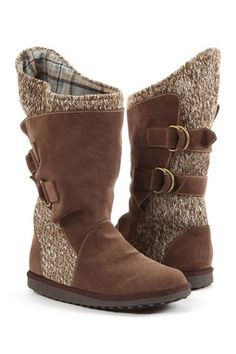 HauteLook | MUK LUKS: Luna Buckle Rugged Sole Boot