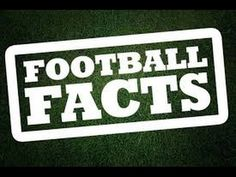 Football Facts - Surprise Football Facts You Never Know Shocking Facts, Girl Facts, You Never Know, Upcoming Movies, Fun Facts, Feelings, Reading, Strange Facts, Amazing Facts