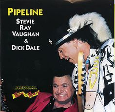 Dick Dale And Stevie Ray Vaughn 118