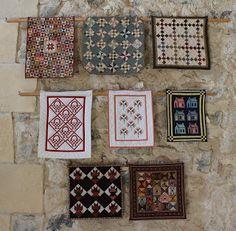 Quilts In The Barn: Quilts De Legende Brouage 2013 - Part 2