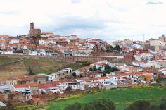 Castillo de Retamar en Almadén - Ciudad Real (Spain)