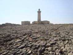 Lighthouse in Siracusa