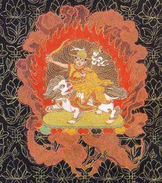 from Vajrayogini Body Mandala | Dorje Shugden Image Library