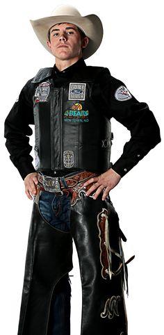 Nevada Newman PBR bullrider from Melstone, Montana
