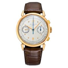 698feaeadb4 1STDIBS.COM Jewelry   Watches - Patek Philippe - PATEK PHILIPPE Vintage  Chronograph (ref