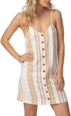 New Rip Curl Sun Chaser Dress online shopping - Perfecttopbuy Grey Bikini, Girl Blog, Rip Curl, Nordstrom Dresses, Boho Fashion, Casual, Cute Outfits, Inspiration, Summer Dresses