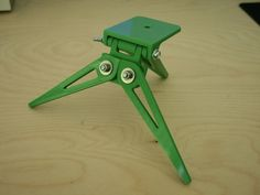 Compact Camera Tripod - foldable by Kernel770 - Thingiverse