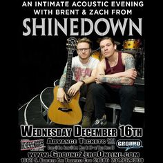 Traverse City MI! It's your turn for #SmithandMyers! Who's going?!   via Instagram http://ift.tt/1MgB5N8  Shinedown Zach Myers