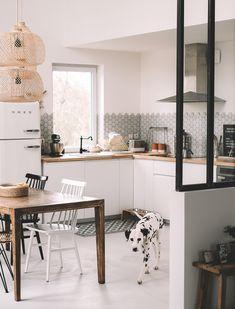 Home Sweet Home La cuisine - Avant / Après