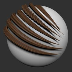 This is an Zbrush curve brush with UV mapping that allows for quick and easy creation of stylised hair. Note - You must have UV's on the current…