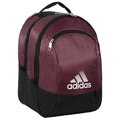 adidas 5134762 Striker Team BackpackLight MaroonOne Size -- To view further for this item, visit the image link.Note:It is affiliate link to Amazon.