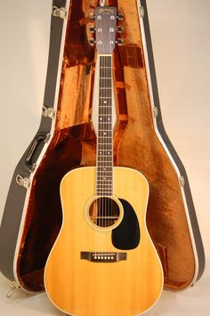guitars for sale | Vintage Martin D 35 for sale at Greg's guitars. Imagine driving into ...