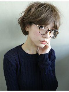 ナヌーク シブヤ(nanuk shibuya) 【nanuk】秋冬カラー◇透明感スモーキーマットアッシュカラー◇