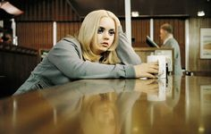 Christina Ricci was drop-dead gorgeous in Buffalo 66. I loved her best before she lost weight.
