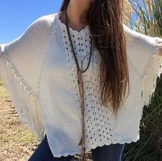 Crochet Top, Cover Up, Knitting, Sweaters, Outfits, Dresses, Mary, Women, Fashion