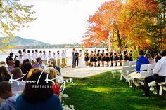 Fall At Cody Camp Weddings