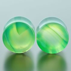 Green Banded Agate #GGB-014-8-C