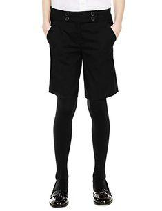 Maroon,17-18 Year Girls Kids School Uniform Box Pleated Elasticated Waist Skirt Age 2-18 Years