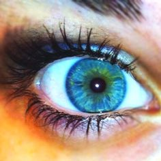 why cant my eyes be this color!!