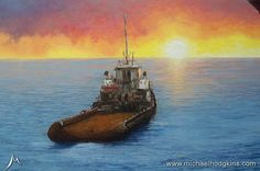 LOOKING BACK - Digging around in the archives today and I found this. A small detail from a painting commission in 2001 ... Full painting: http://www.bit.ly/Ocean-Legend-1  See my paintings for sale at www.bit.ly/shop-mh ... #seascape #seascapes #sea #maritime #marineart #oilandgas #westernaustralia #painting #oilpainting #seascatpe #oilrig #artist #landscapeart #oiloncanvas #australianlandscape #australianlandscapepainting #australianlandscapes #australia #in #trees #contemporarypainting…