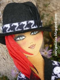 Felt Quiet Books, Felt Brooch, Waldorf Dolls, Fabric Jewelry, Felt Dolls, Doll Crafts, Textiles, Crochet Hats, Sewing