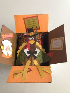 """Thanksgiving Missionary Care Package """"We are Thankful for You"""""""