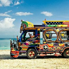 Tap Tap, Haiti - Pim