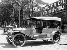 1910 Winton Six