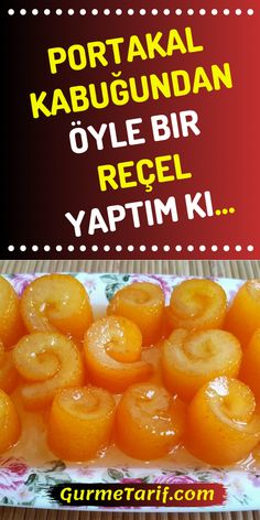 How do you make jam from orange peel? Yogurt Recipes, Fruit Recipes, Pasta Recipes, Cookie Recipes, Star Pasta Recipe, How To Make Spaghetti, Wie Macht Man, Orange Recipes, Turkish Recipes