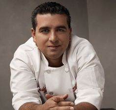Cake Boss Buddy Valastro - I'd LOVE to have one of his cakes for our wedding!!