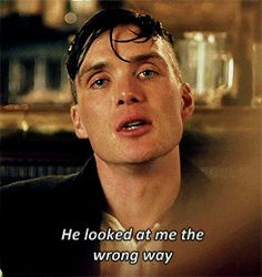 Tommy Shelby // Peaky Blinders // Cillian Murphy