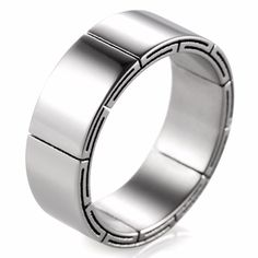 An astonishing beautifully designed titanium engagement or fashion men's ring. The designer managed to create the perfect blending between a classic and a futurist piece of jewelry. What is Titanium? Titanium is a natural element which has a si. Engagement Jewelry, Wedding Engagement, Wedding Bands, Titanium Rings For Men, Men Rings, Titanic, Lapis Lazuli, 30, Carving