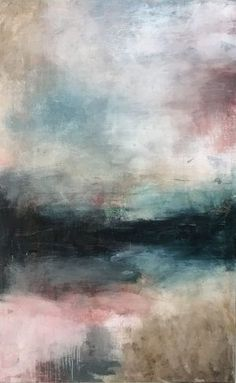 Här kan ni se ett urval av mina målningar i olja. Abstract Landscape, Landscape Paintings, Abstract Art, Painting Inspiration, Art Inspo, Art Grunge, Oeuvre D'art, Art Pictures, Painting & Drawing
