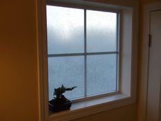 Consider privacy window film
