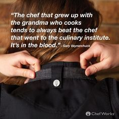 Chef Life + Quote by Gary Vaynerchuck Sassy Quotes, Best Quotes, Food Quotes, Life Quotes, Quotes For Kids, Quotes To Live By, Billionaire Sayings, Chef Work, Random Sayings