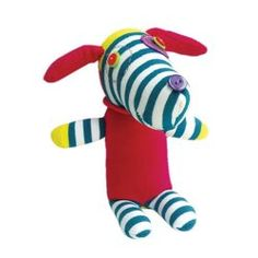 Make your own Sock-Dog - Toys and Games Ireland Make Your Own, Make It Yourself, How To Make, Dog Socks, Toys For Girls, Needle And Thread, Felt Crafts, Cool Toys, Stocking Stuffers