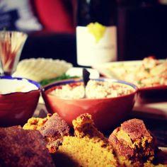 Menu que o #chefnascimento fez hoje no já tradicional Almoços de Sábado na #vinhoearte, nesta edição Mesas Brasileiras.