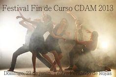 Fotografía promocional del Festival de Fin de Curso 2013