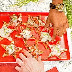 Stars of Wonder Mini Pizzas