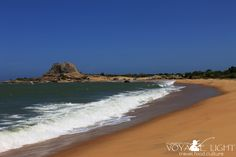 edge of Yala park Sri Lanka, Asia, Ocean, Island, Park, Beach, Water, Outdoor, Block Island