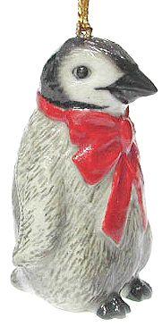 Penguin Chick Ornament