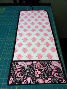 Changing Pad with Pocket Tutorial
