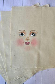 Набор для кукол тела тело куклы из ткани с помощью NilaDolss