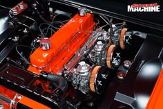 Simon Lumbroso's ridgy-didge Holden LC Torana GTR is a thing of resto-mod beauty Engine Block, Car Engine, Hq Holden, 57 Chevy Trucks, Holden Torana, Holden Australia, Motor Diesel, Aussie Muscle Cars, Crate Engines